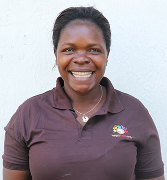 Annete Gomani (Malawi) - Cook and Housekeeper